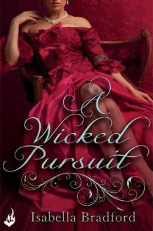 Cover of A Wicked Pursuit: Breconridge Brothers Book 1