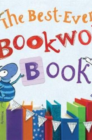 Cover of Violet and Victor Write the Best-Ever Bookworm Book