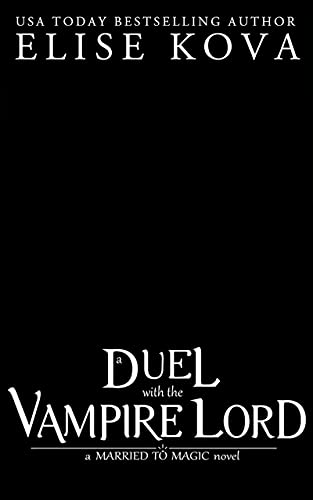 Cover of A Duel with the Vampire Lord