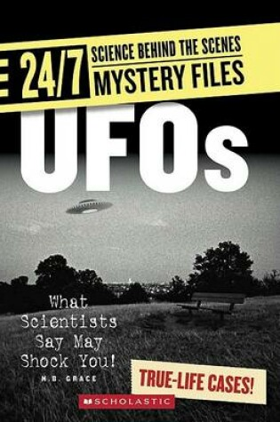 Cover of UFOs