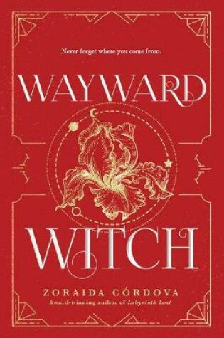 Cover of Wayward Witch