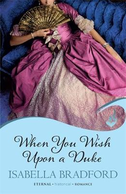 Book cover for When You Wish Upon A Duke: Wylder Sisters Book 1