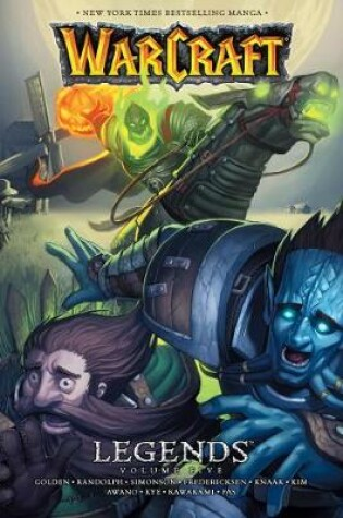 Cover of Warcraft: Legends Vol. 5