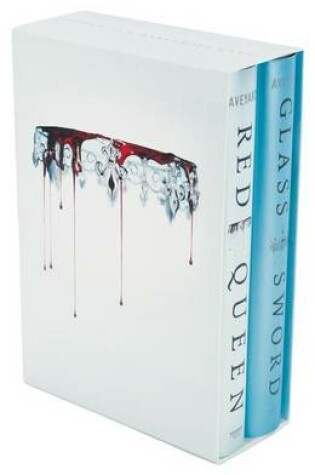 Cover of Red Queen 2-Book Hardcover Box Set
