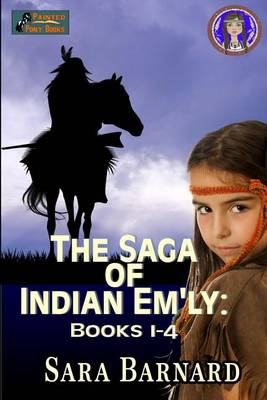 Book cover for The Saga of Indian Em'ly