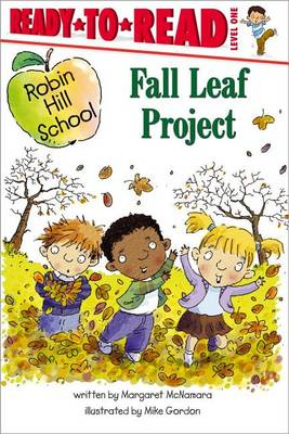 Cover of Fall Leaf Project