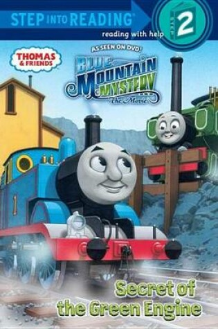 Cover of Secret of the Green Engine (Thomas & Friends)