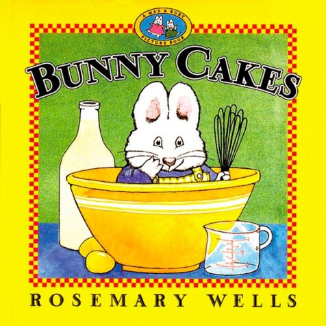 Cover of Bunny Cakes