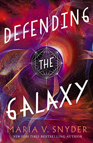 Book cover for Defending the Galaxy