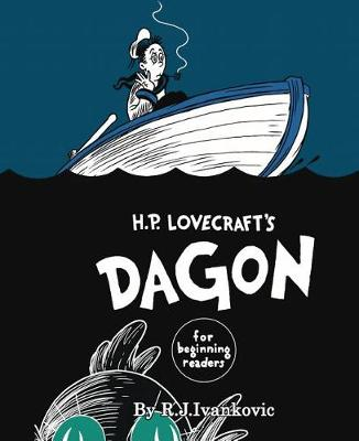 Cover of H.P. Lovecraft's Dagon for Beginning Readers