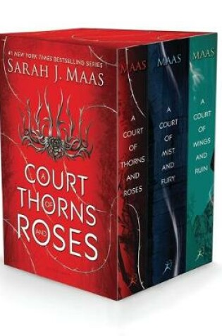 Cover of A Court of Thorns and Roses Box Set