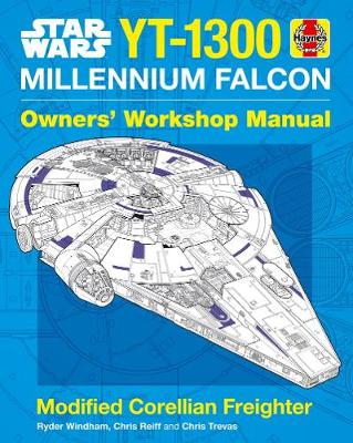 Cover of Star Wars YT-1300 Millennium Falcon Owners' Workshop Manual