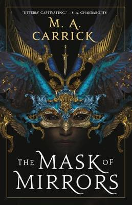 Book cover for The Mask of Mirrors
