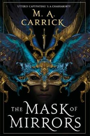 Cover of The Mask of Mirrors