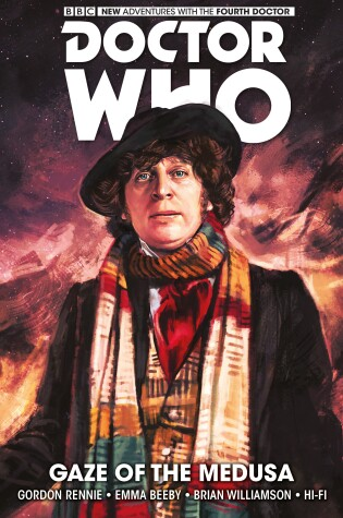 Cover of Doctor Who: The Fourth Doctor