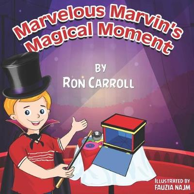 Cover of Marvelous Marvin's Magical Moment