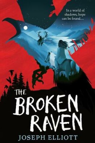 Cover of The Broken Raven