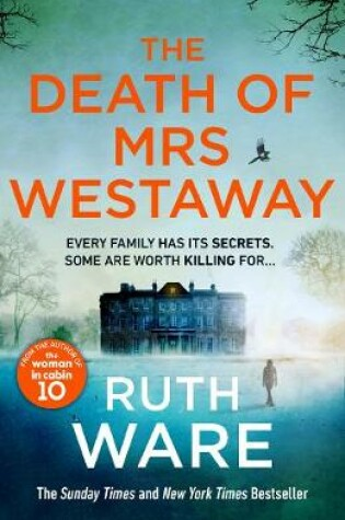 Cover of The Death of Mrs Westaway