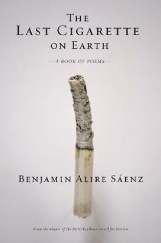 Cover of The Last Cigarette on Earth