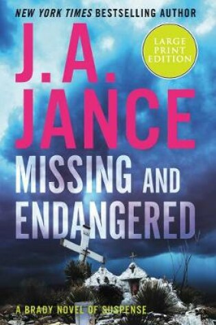 Cover of Missing And Endangered [Large Print]