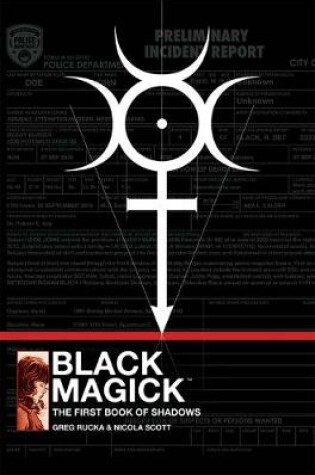 Cover of Black Magick: The First Book of Shadows