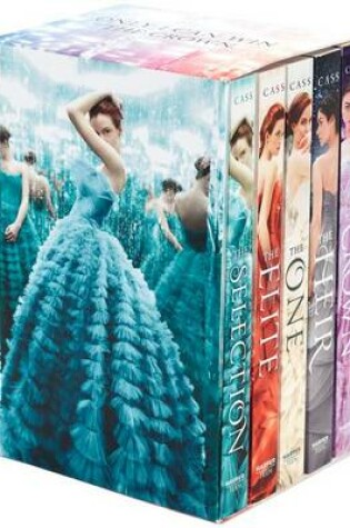 Cover of The Selection 5-Book Box Set