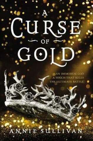 Cover of A Curse of Gold