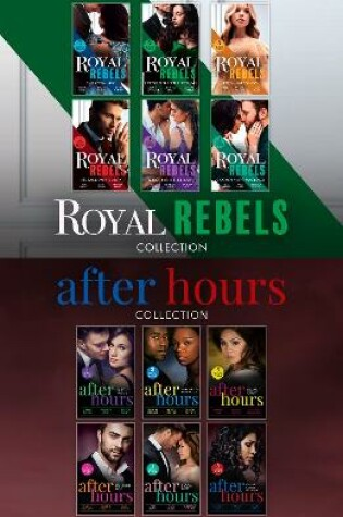 Cover of The Royal Rebels And After Hours Collection