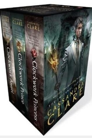 Cover of The Infernal Devices Boxset (Clockwork Angel, Clockwork Prince, Clockwork Princess)