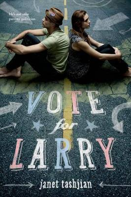 Cover of Vote for Larry