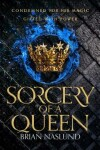 Book cover for Sorcery of a Queen