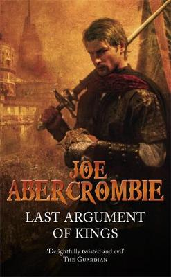 Book cover for Last Argument Of Kings
