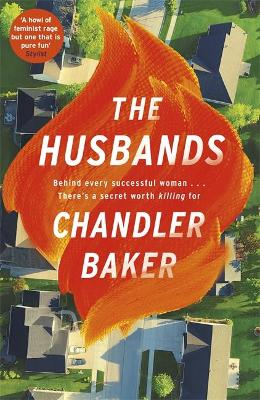 Book cover for The Husbands