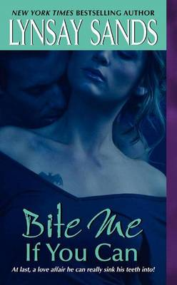 Cover of Bite Me If You Can