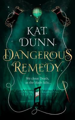 Cover of Dangerous Remedy