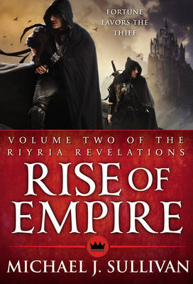 Book cover for Rise of Empire