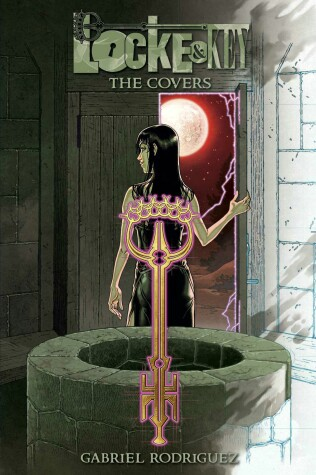Cover of Locke & Key The Covers Of Gabriel Rodriguez