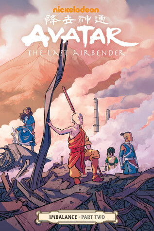 Book cover for Avatar: The Last Airbender - Imbalance Part Two