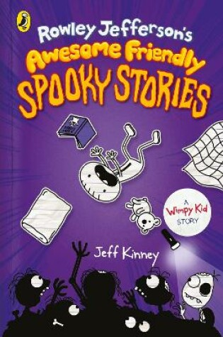 Cover of Rowley Jefferson's Awesome Friendly Spooky Stories
