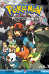 Book cover for Pokemon Black and White, Vol. 1