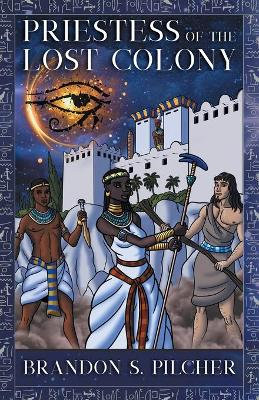 Cover of Priestess of the Lost Colony