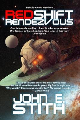 Cover of Redshift Rendezvous