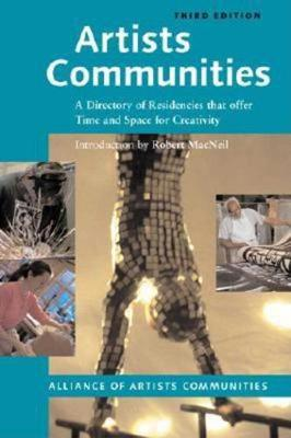 Cover of Artists Communities