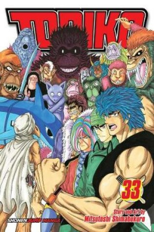 Cover of Toriko, Vol. 33