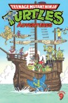 Book cover for Teenage Mutant Ninja Turtles Adventures Volume 9