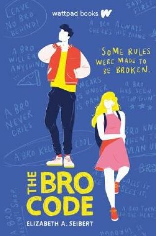 Cover of The Bro Code
