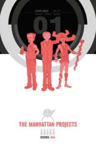 Cover of The Manhattan Projects Deluxe Edition Book 1