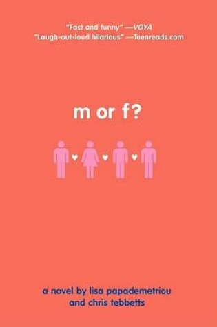 Cover of M or F?