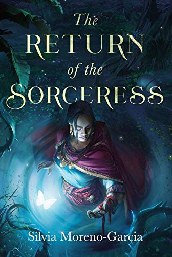 Cover of The Return of the Sorceress