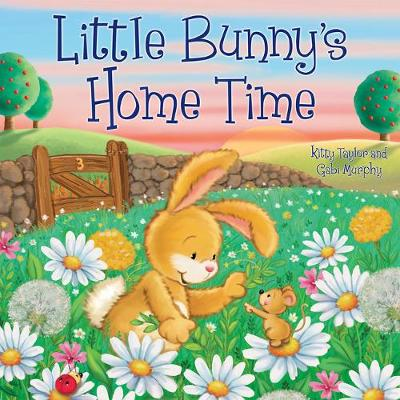 Cover of Little Bunny's Home Time